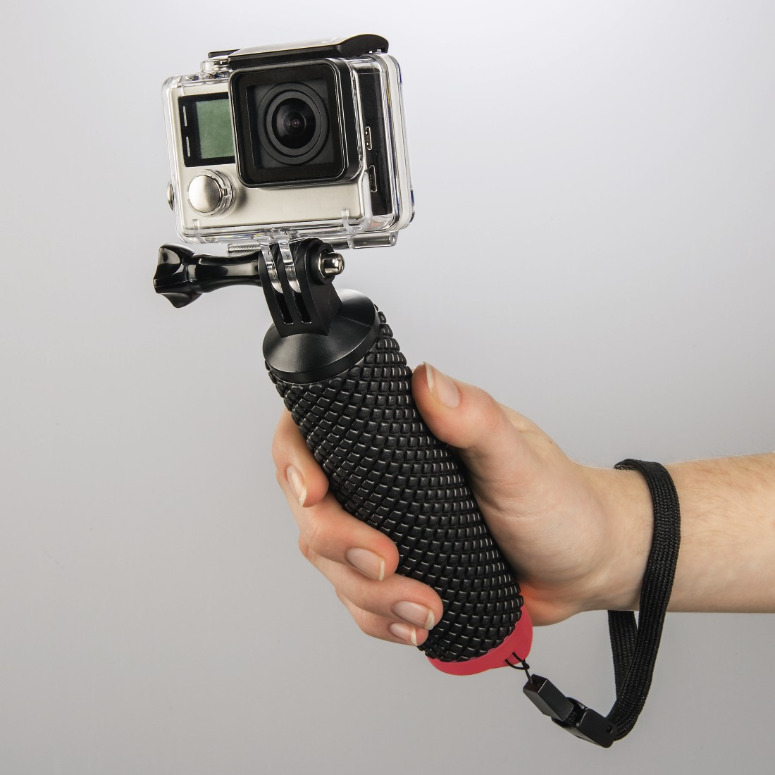 awx3 High-Res Appliance 3 - Hama, Maner plutitor 2in1 pentru GoPro