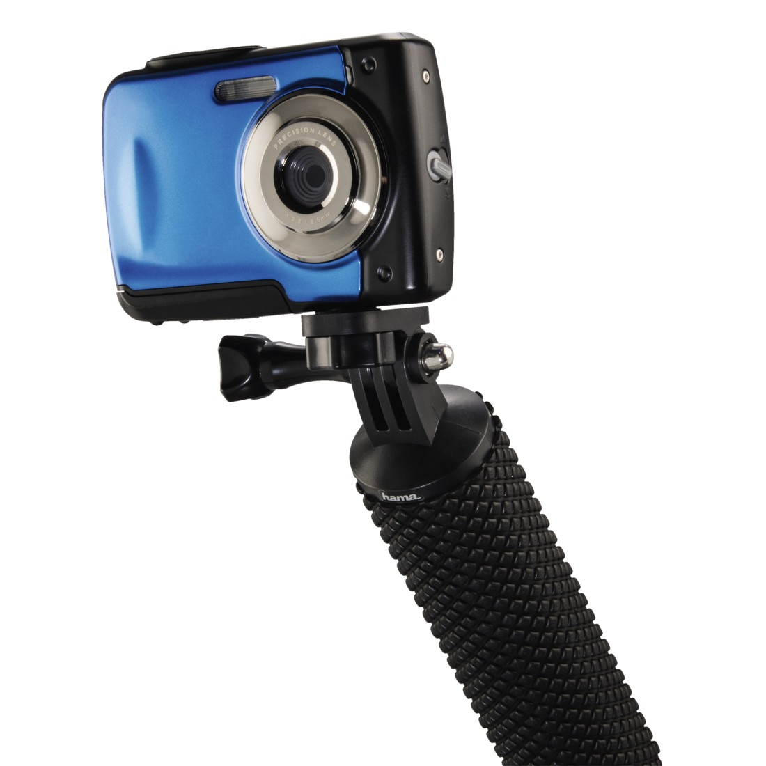 dex2 High-Res Detail 2 - Hama, Maner plutitor 2in1 pentru GoPro