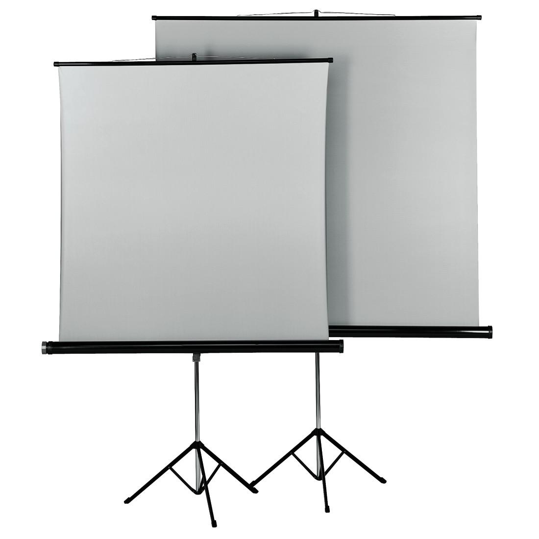Ecran proiectie 155x155cm,duo