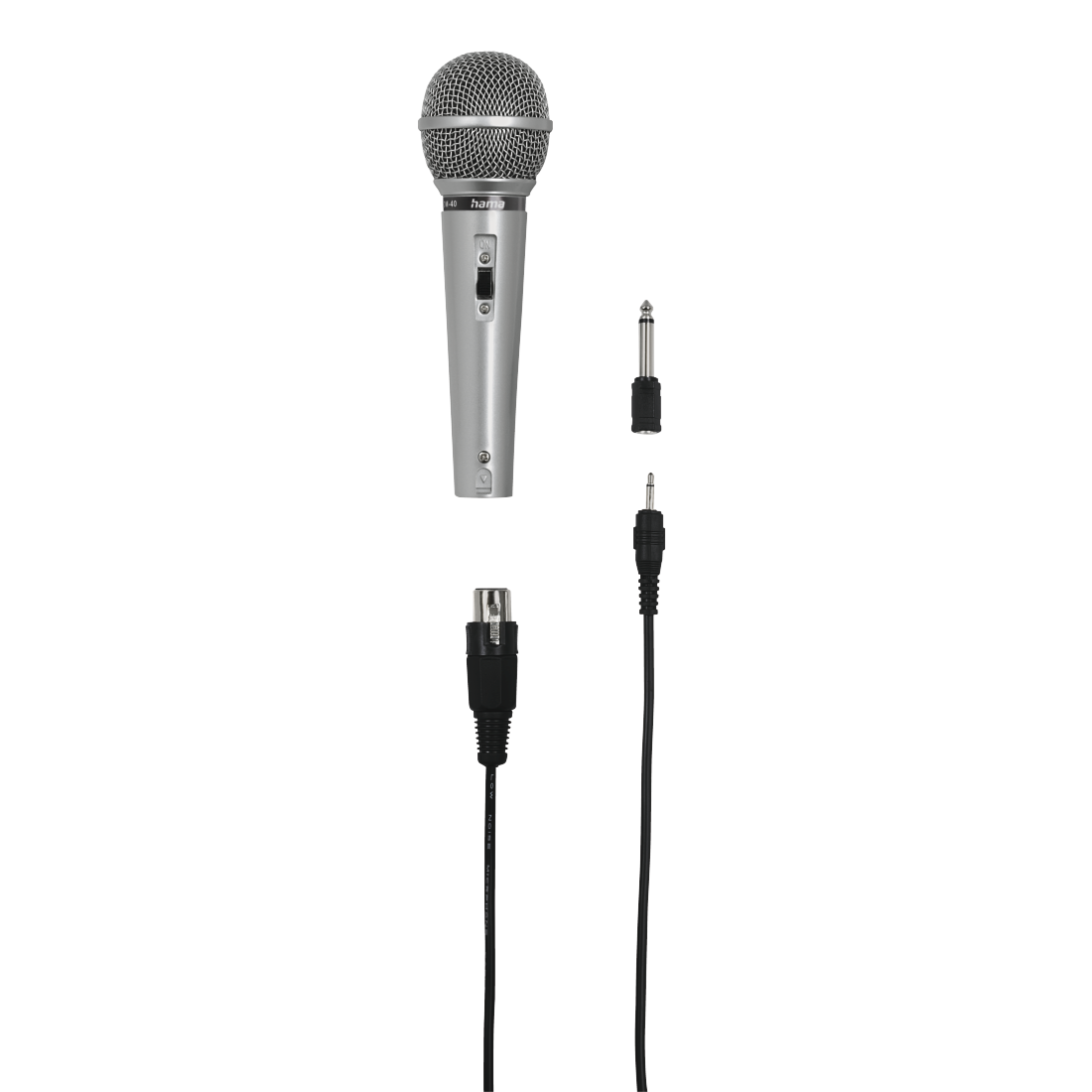"abx High-Res Image - Hama, ""DM 40"" Dynamic Microphone"