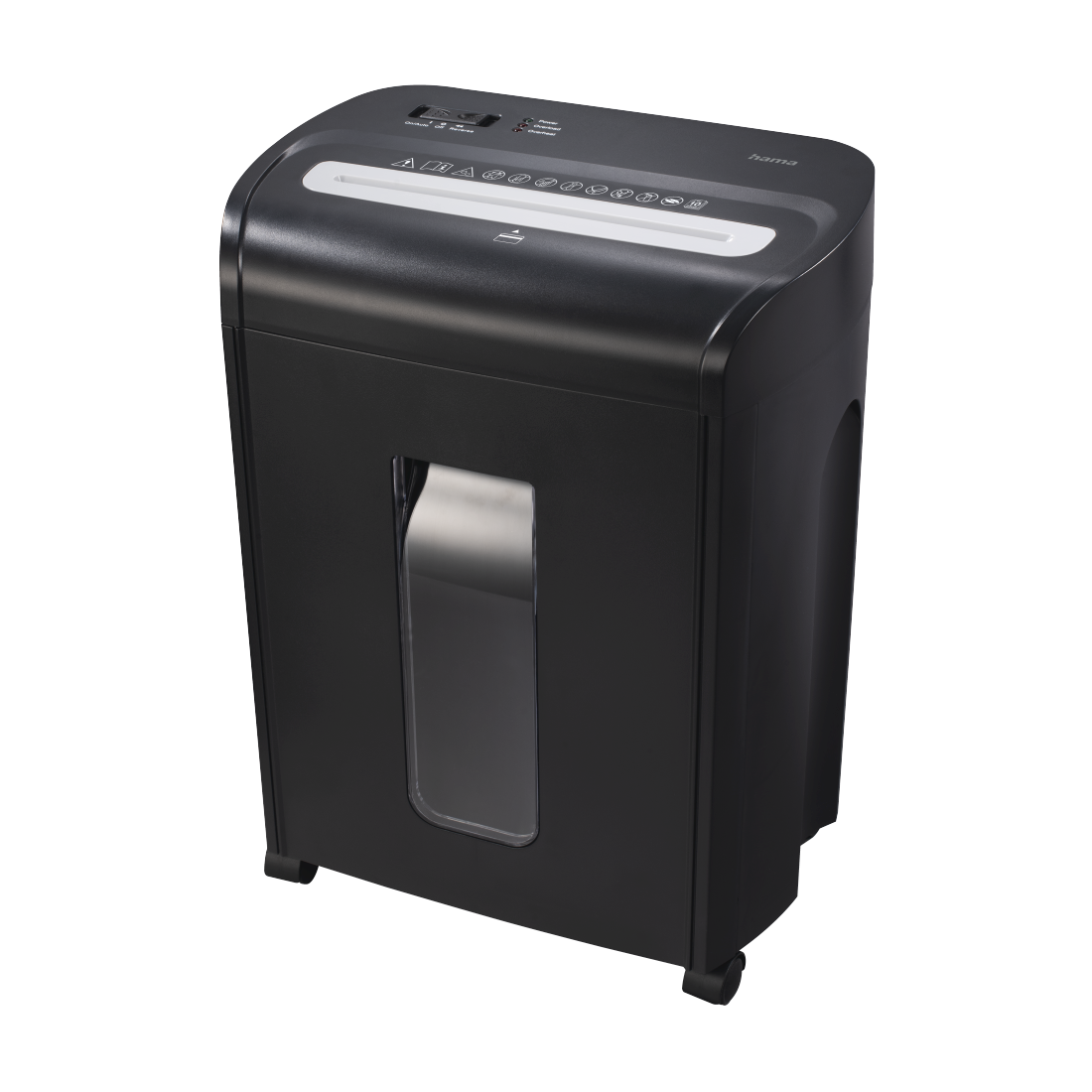 "abx High-Res Image - Hama, ""Premium M10"" Shredder, Shredder with Security Level E4 P4 T5"