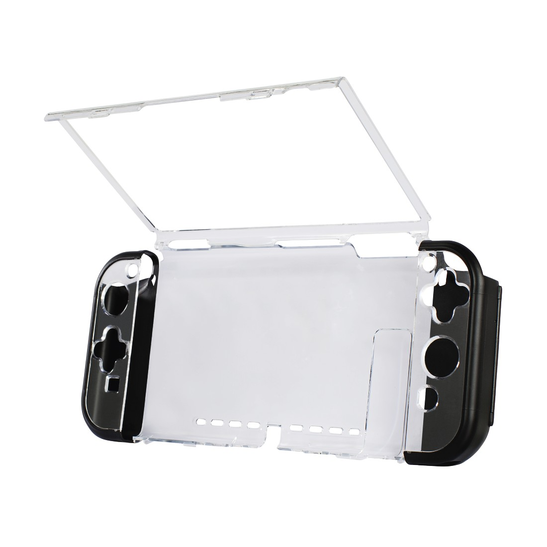 awx2 High-Res Appliance 2 - Hama, Hardcover pentru Nintendo Switch, 3 buc., transparent