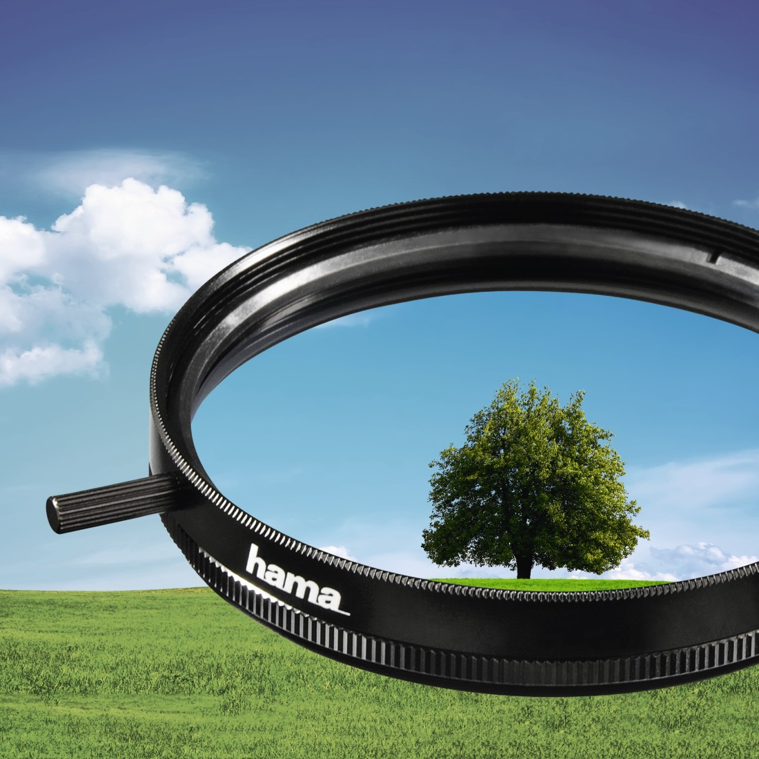 awx High-Res Appliance - Hama, Polarizing Filter, circular, AR coated, 77.0 mm