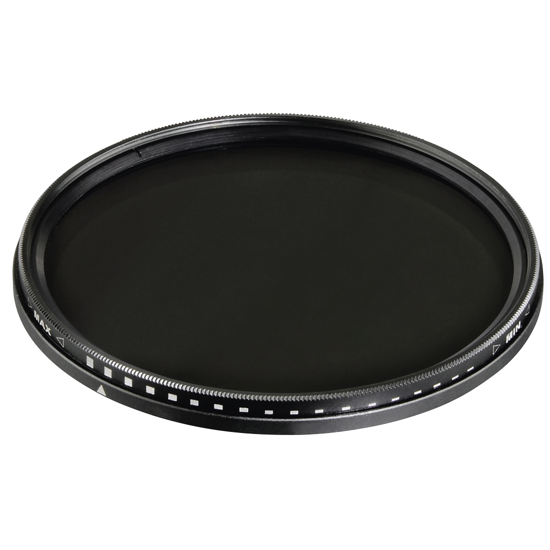 abx High-Res Image - Hama, Vario ND2-400 Neutral-Density Filter, coated, 62.0 mm