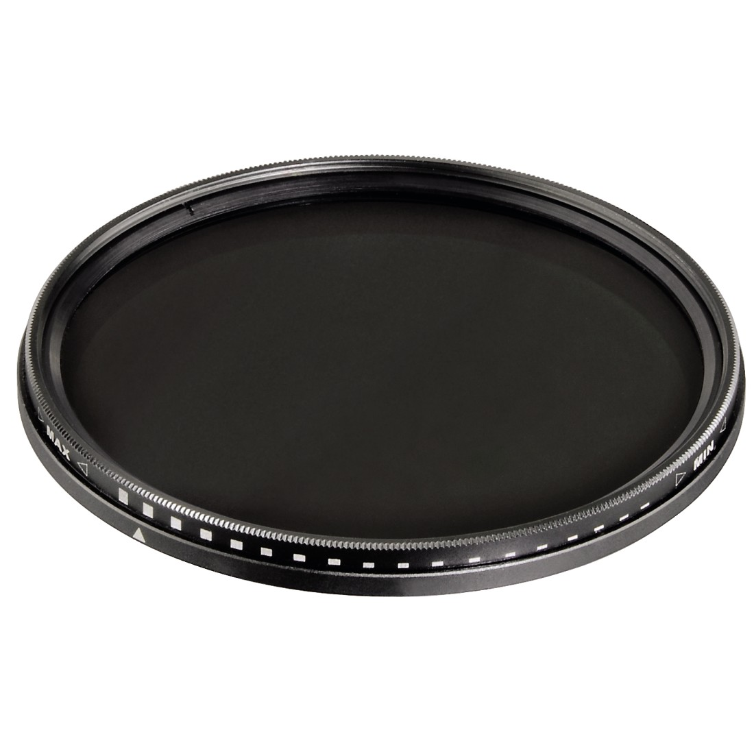 abx High-Res Image - Hama, Vario ND2-400 Neutral-Density Filter, coated, 77.0 mm