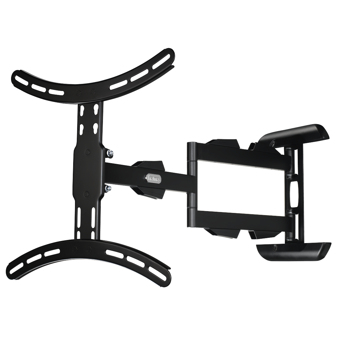"abx High-Res Image - Hama, FULLMOTION TV Wall Bracket, 3 Stars, 165 cm (65""), 2 arms, ultra-long"