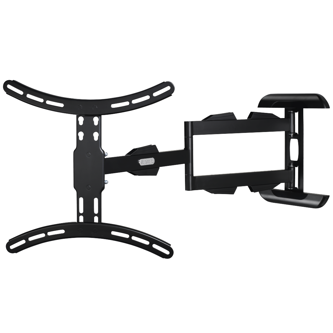 "abx2 High-Res Image 2 - Hama, FULLMOTION TV Wall Bracket, 3 Stars, 165 cm (65""), 2 arms, ultra-long"
