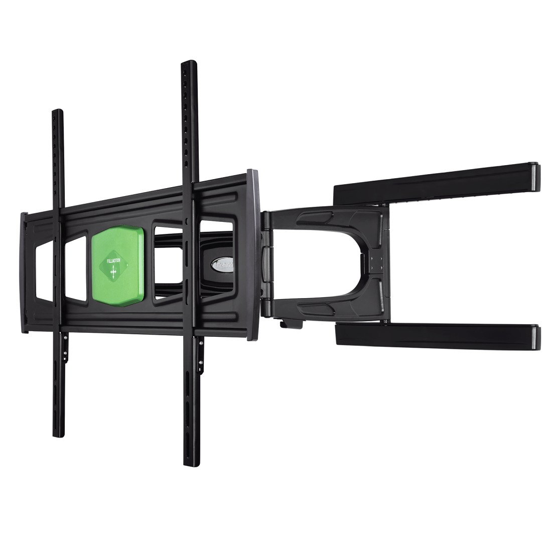 "abx High-Res Image - Hama, FULLMOTION TV Wall Bracket, 3 Stars, 165cm (65""), 2 Arm, black"