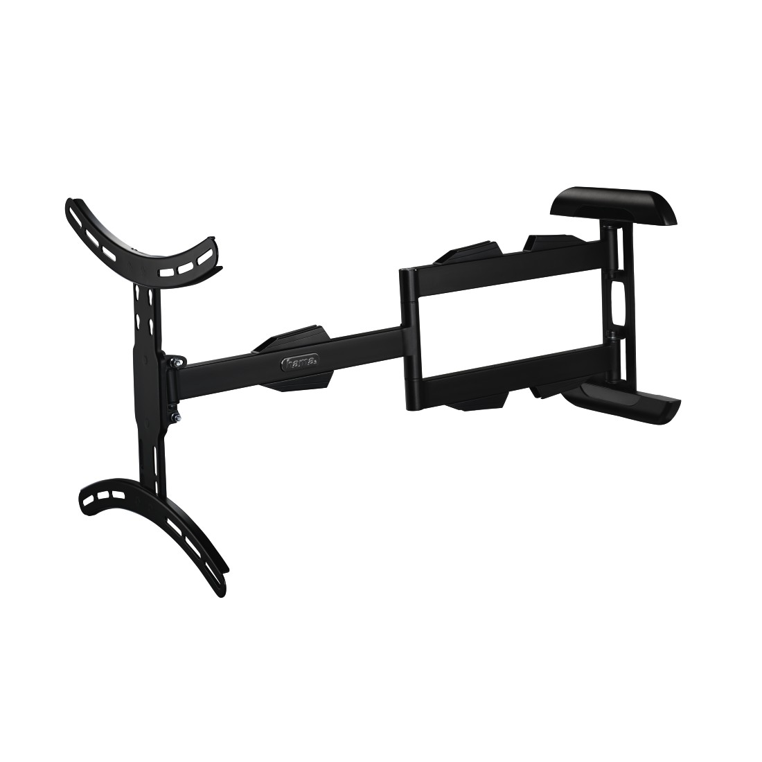 "dex8 High-Res Detail 8 - Hama, FULLMOTION TV Wall Bracket, 3 Stars, 165 cm (65""), 2 arms, ultra-long"