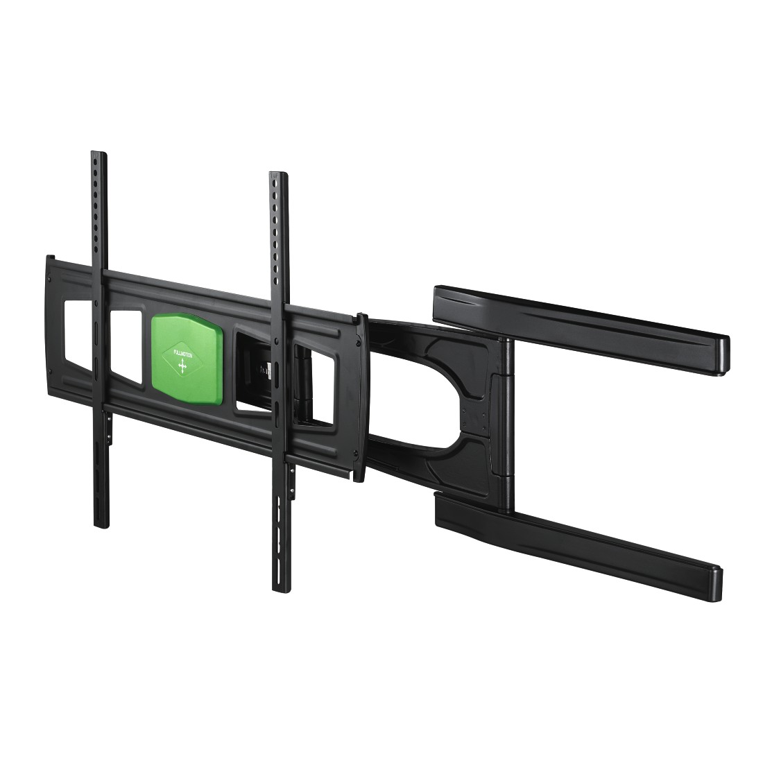 "dex8 High-Res Detail 8 - Hama, FULLMOTION TV Wall Bracket, 3 Stars, 165cm (65""), 2 Arm, black"