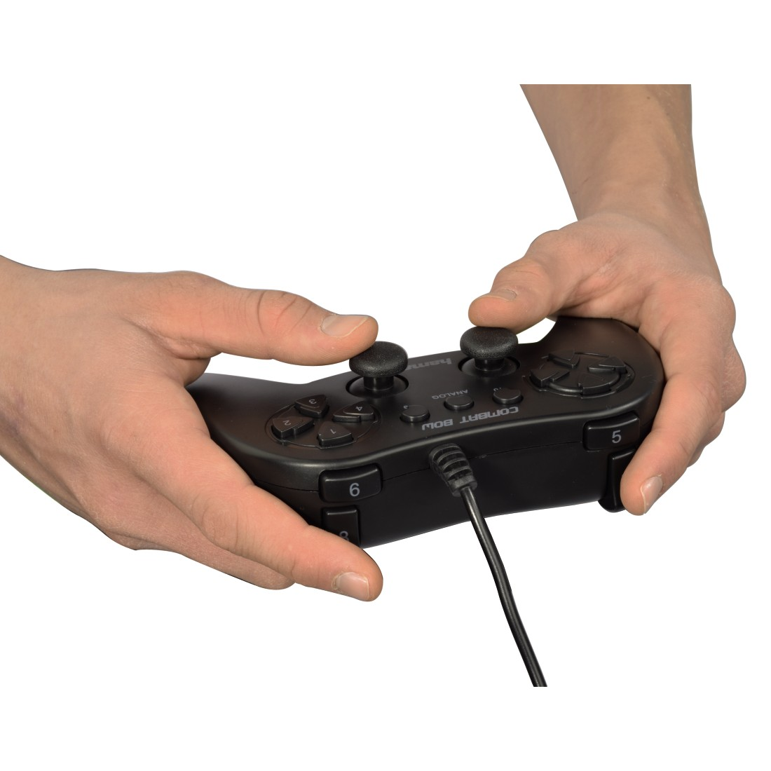 awx2 High-Res Appliance 2 - Hama, Combat Bow PC USB Gamepad