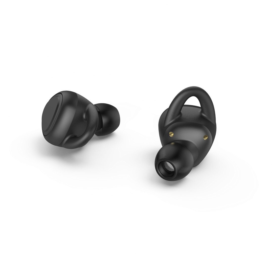 abx3 High-Res Image 3 - Hama, Căști Bluetooth® LiberoBuds, In-Ear, Wireless, Statie încărcare