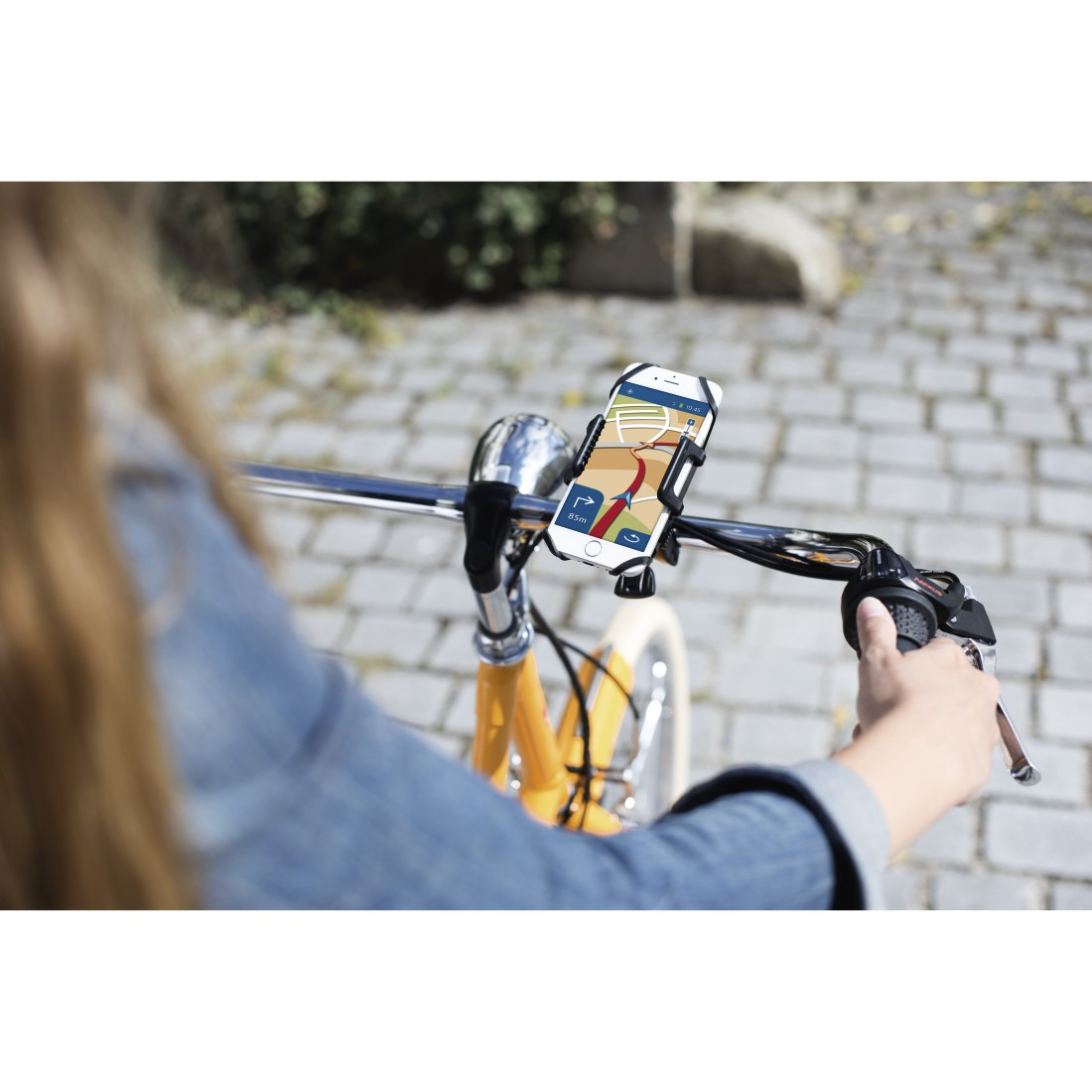 awx2 High-Res Appliance 2 - Hama, Universal Smartphone Bike Holder for devices with a width between 5 to 9 cm