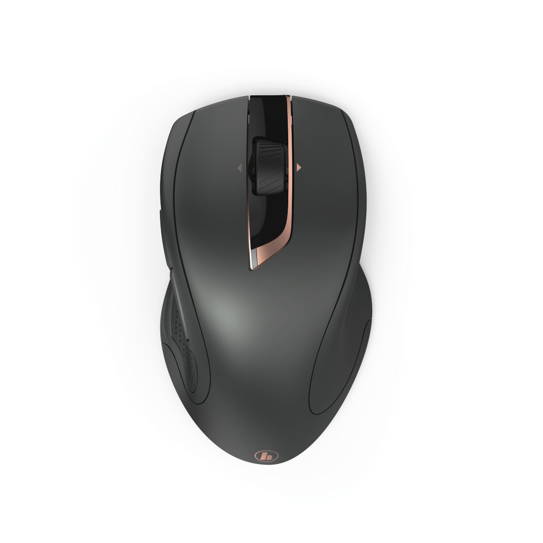 abx2 High-Res Image 2 - Hama, 7-Button Mouse MW-900, black