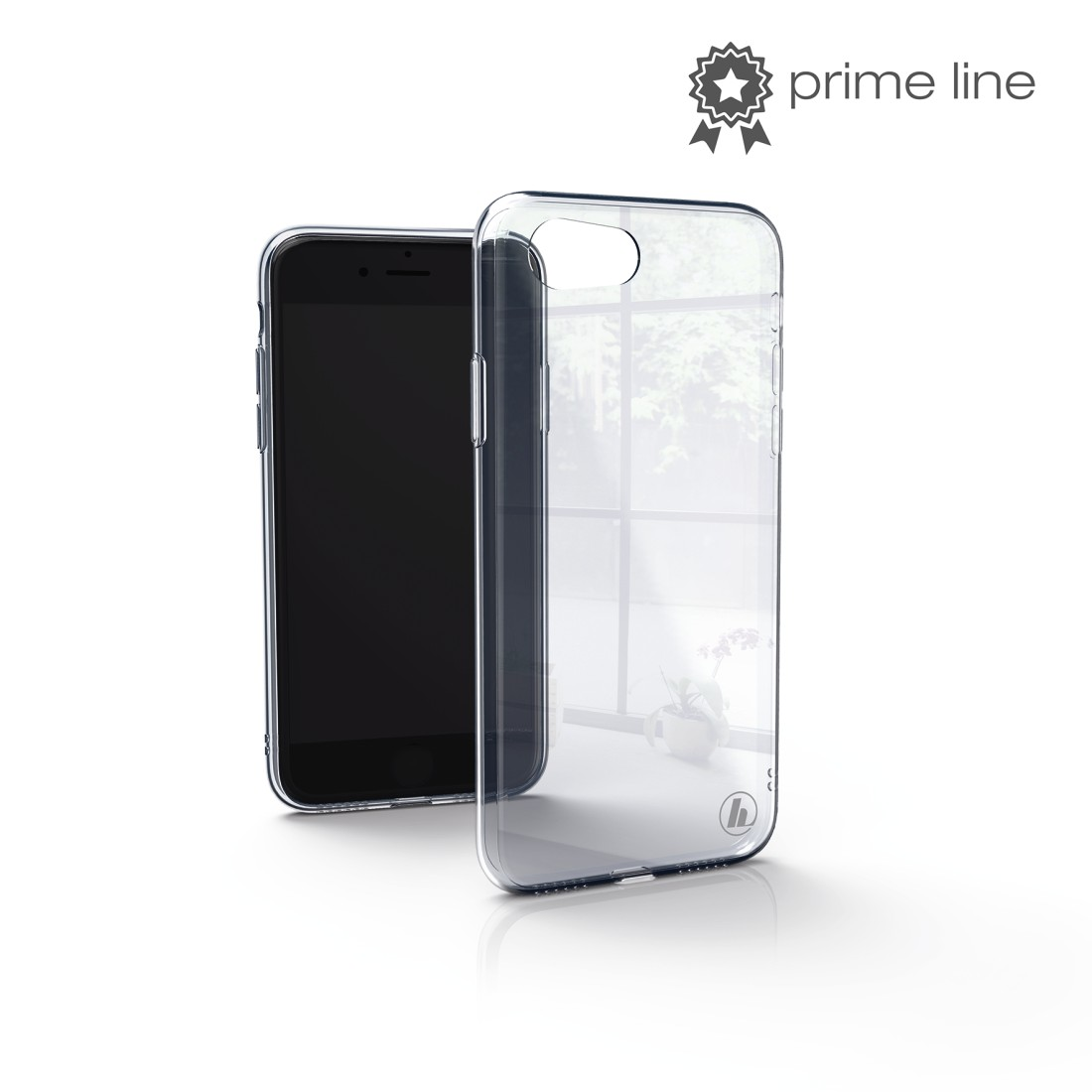Spate Glass iPh7/8,transp