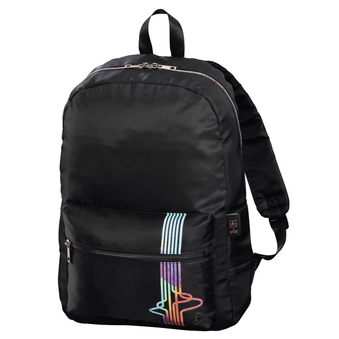 "abx High-Res Image - Hama, ""VIBE"" Notebook Backpack, up to 40 cm (15.6""), black"