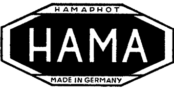 The Hamaphot logo until 1954