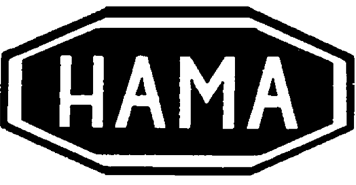 The Hamaphot logo until 1960