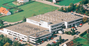 Aerial photo of Plant II