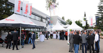 The 2011 Hama in-house trade show