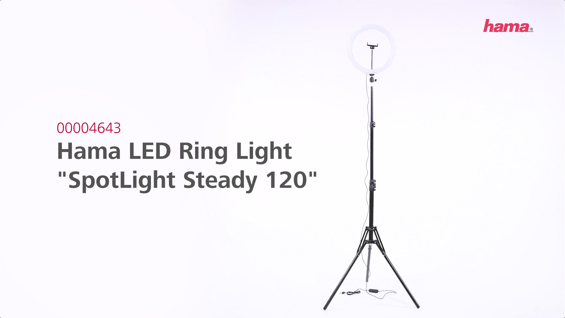 "Hama""SpotLight Steady 120"" 