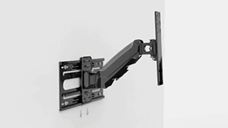 Installation: Hama FULLMOTION TV Wall Bracket